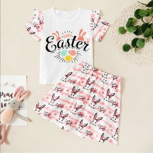 New happy Easter outfit